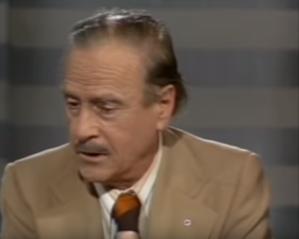 Medien Marshall McLuhan Screenshot YouTube