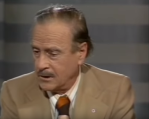 Medien Marshall McLuhan Screenshot YouTube